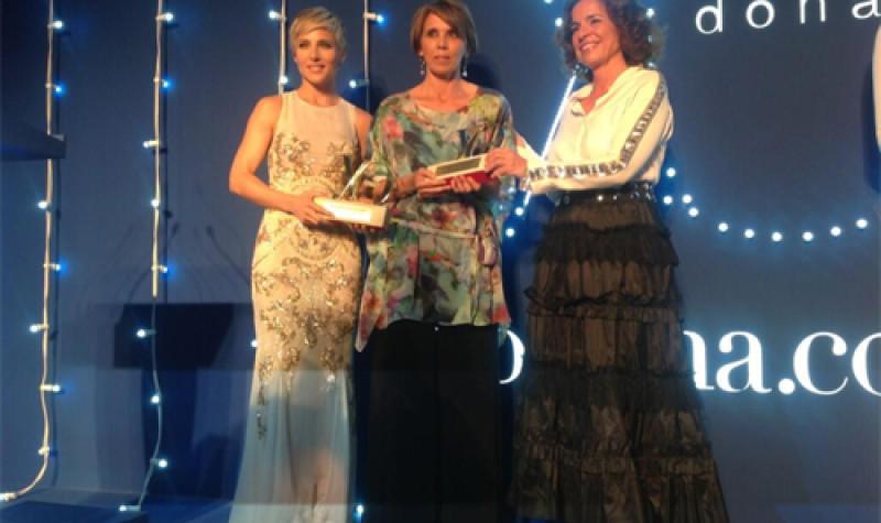 Laura García Estévez, premio Internacional YO DONA por sus logros en cáncer de mama - Gine4