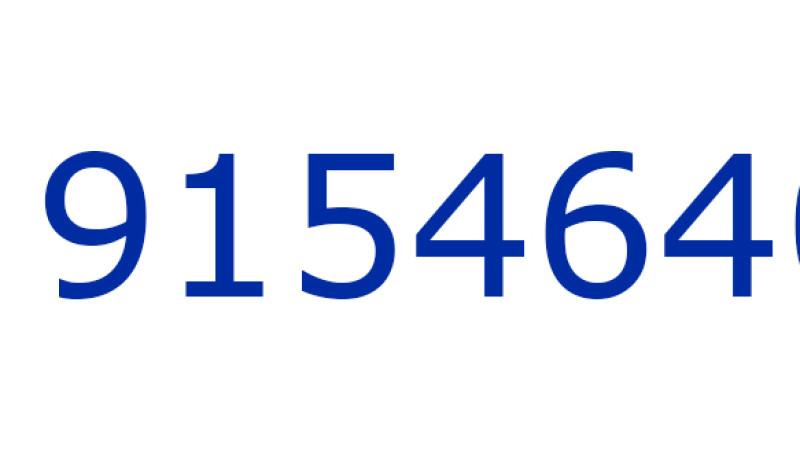 Nuevo número de teléfono de atención al paciente 915464055 - Gine4